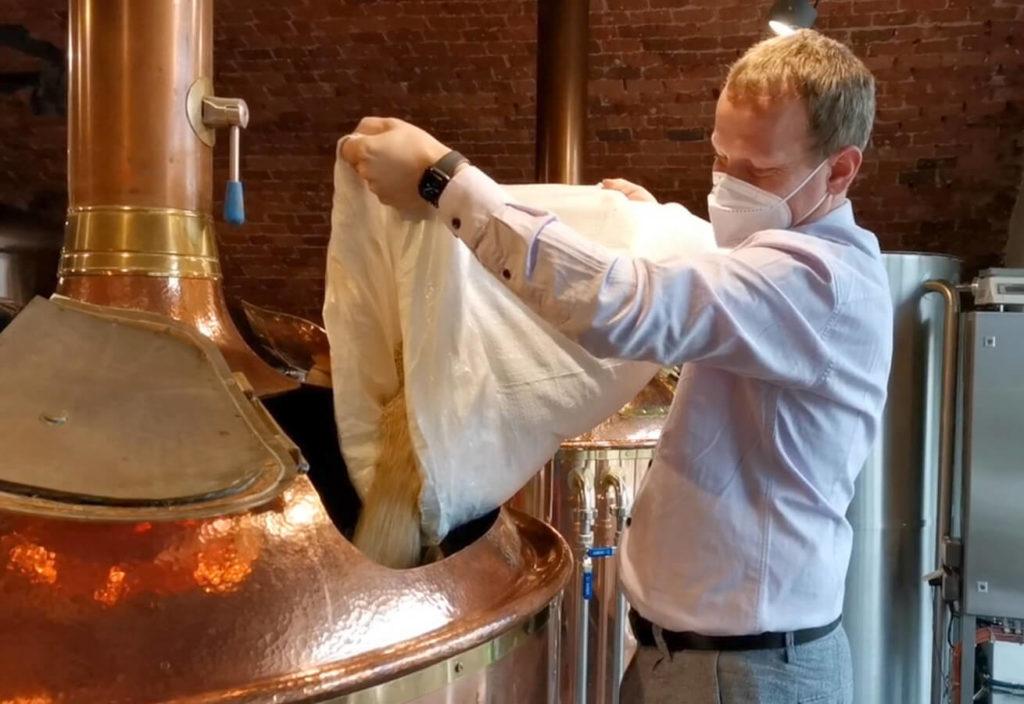 Výroba piva - Kubouškova edice