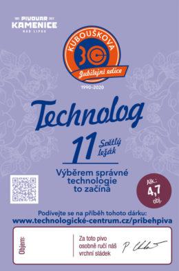 Pivo Technolog 11